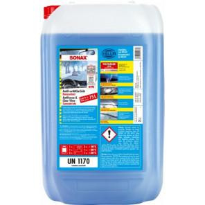 Sonax 0332705 AntiFrost & KlarSicht CLASSIC Citrusduft Konzentrat 25Liter Kanister