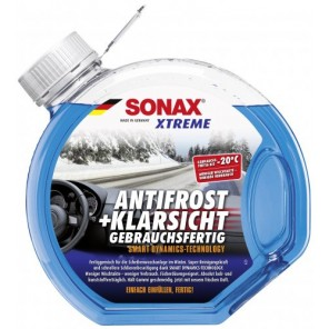 Sonax 02324000 Xtreme AntiFrost & KlarSicht gebrauchsfertig 3Liter