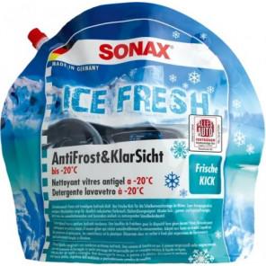 Sonax 01334410 AntiFrost & KlarSicht Ice Fresh bis -20°C 3Liter