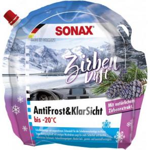 Sonax 01314410 AntiFrost & KlarSicht Zirbe bis -20°C 3Liter