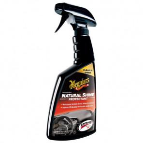Meguiars Natürlicher Glanzschutz für Vinyl und Gummi 473 ml