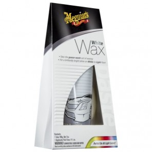 Meguiars Light Wax 189g
