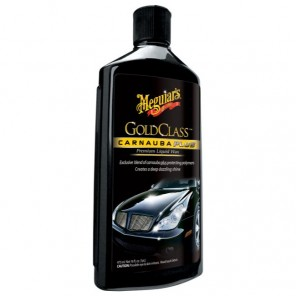 Meguiars Gold Class Polish Liquid Wax Flüssigwachs ü 473 ml