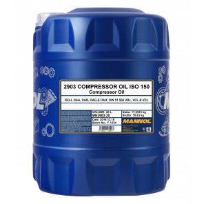 MANNOL Compressor Oil ISO 150 20l Kanister