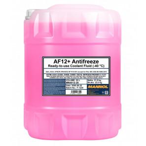 Mannol Kühlerfrostschutz Antifreeze AF12+ -40 longlife Fertigmischung 20l Kanister