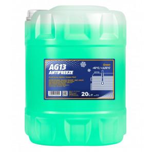 Mannol Kühlerfrostschutz Antifreeze AG13 -40 Hightec Fertigmischung 20l Kanister