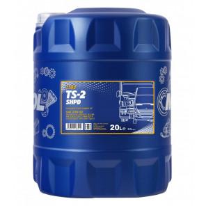 MANNOL TS-2 SHPD 20W-50 Motoröl 20l Kanister