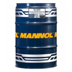 MANNOL TS-3 SHPD 10W-40 Motoröl 208l Fass