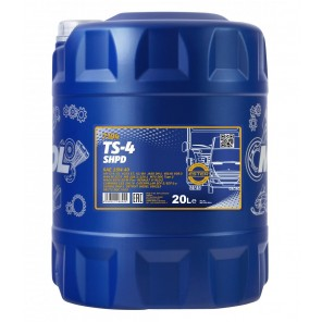 MANNOL TS-4 SHPD 15W-40 Motoröl 20l Kanister
