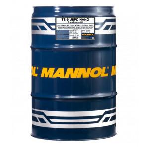 MANNOL TS-9 UHPD Nano 10W-40 Motoröl 60l Fass