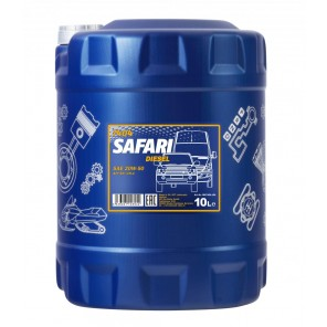 MANNOL Safari 20W-50 Motoröl 10l Kanister