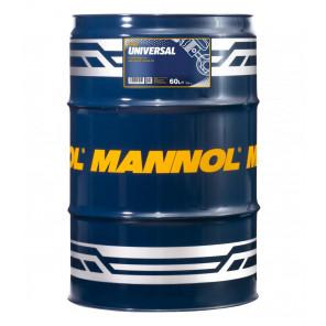 Mannol Universal 15W-40 Motoröl 60l Fass