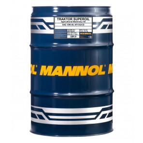 MANNOL Traktor Superoil 15W-40 60l Fass