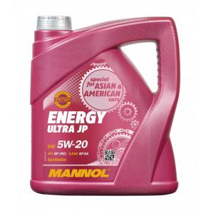 MANNOL Energy Ultra JP 5W-20 Motoröl 4l