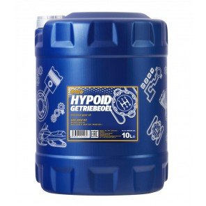 MANNOL Hypoid Getriebeöl 80W-90 API GL 4/GL 5 LS 10l Kanister