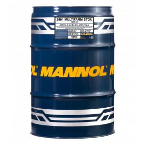 MANNOL MULTIFARM STOU SAE 10W-30 60L