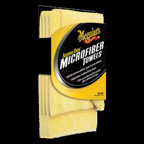 Meguiars Supreme Shine Microfiber 3er Pack (gestrickt)